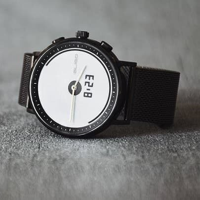 Gligo 2S smartwatch e-ink