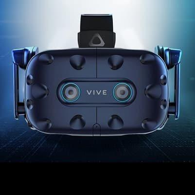 HTC Vive Pro Eye - ze śledzeniem oczu