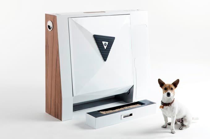 Inubox - smart kuweta dla psa