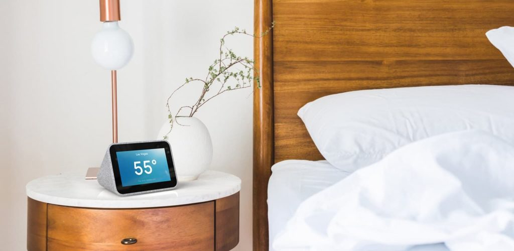 Lenovo Smart Clock budzik z asystentem