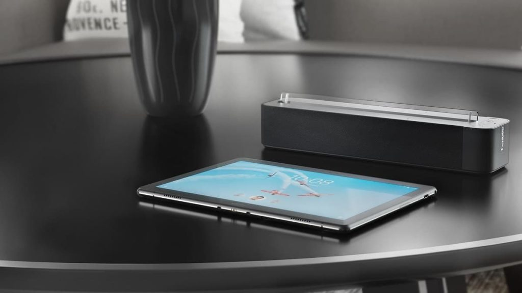 Lenovo Smart Tab - tablet i smart ekran z asystentem