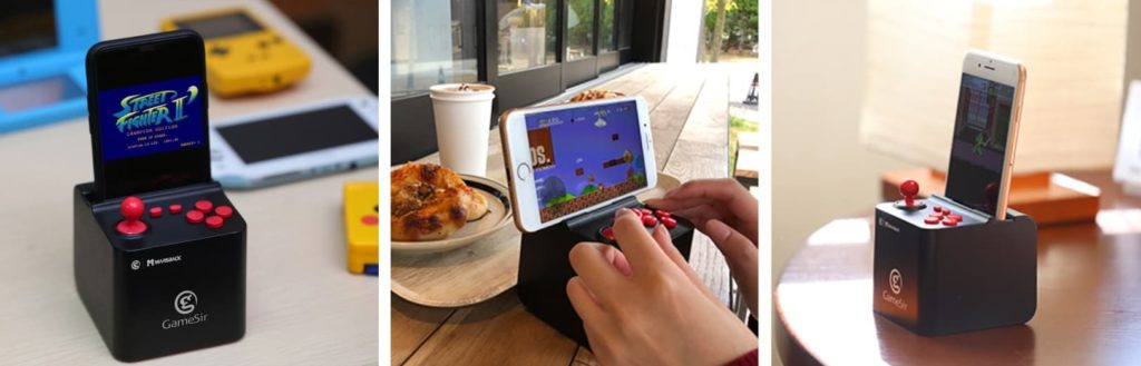 Marsback mobilny automat do gier na smartfonie