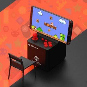 Marsback - mobilny automat do gier na smartfonie