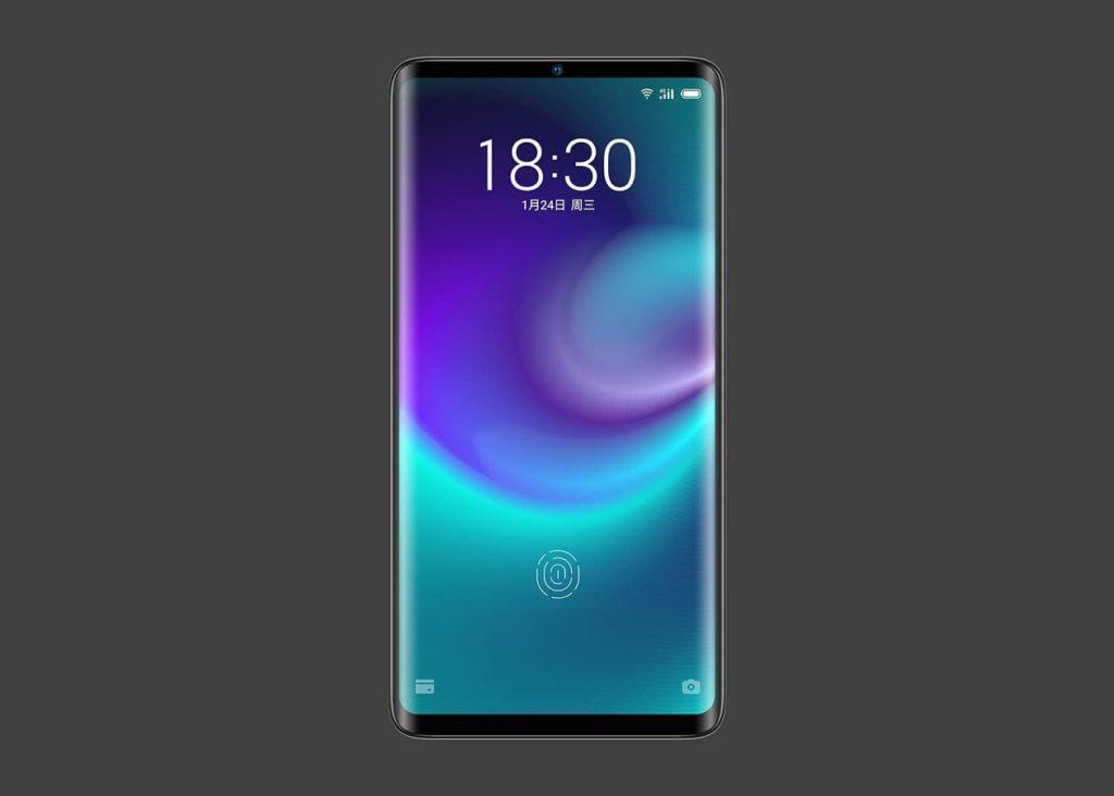 Meizu Zero smartfon bez portów i przycisków