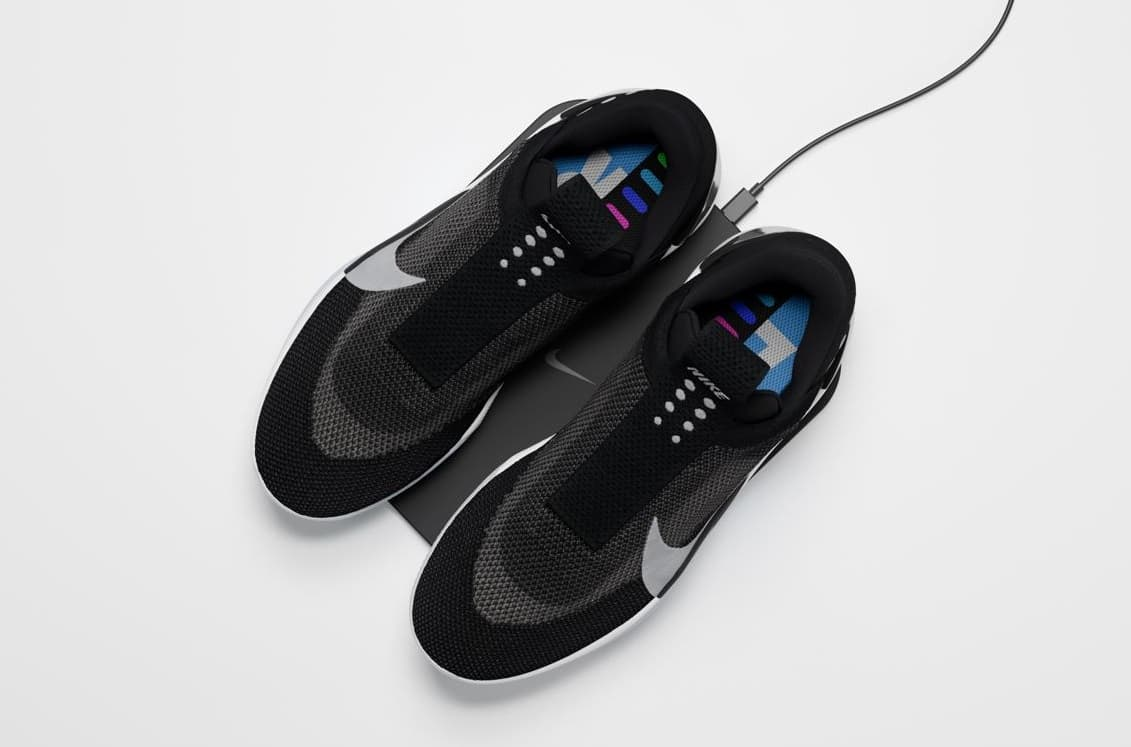 Nike Adapt BB: Samowiążące się buty do koszykówki. Można