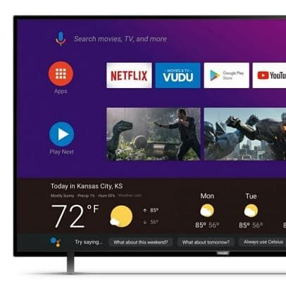 Philips 4K UHD Android TV 5704