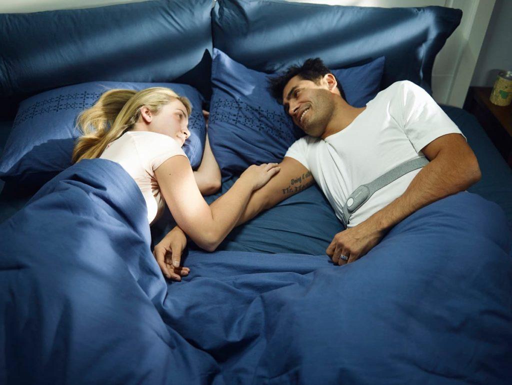 SmartSleep Snoring Relief Band do walki z chrapaniem