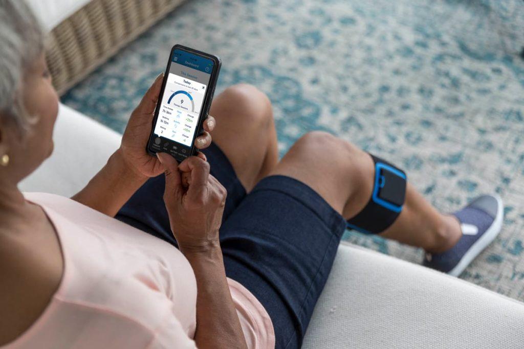 Quell 2.0 Wearable Pain Relief Technology walka z bólami chronicznymi