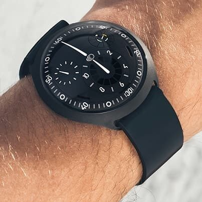 Ressence Type-2 e-Crown