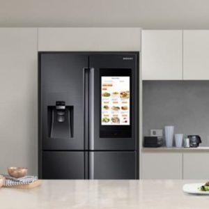 Samsung Family Hub 2019 smart lodówki