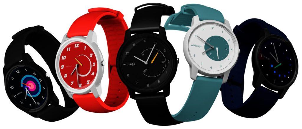 Withings Move klasyczny zegarek fitness