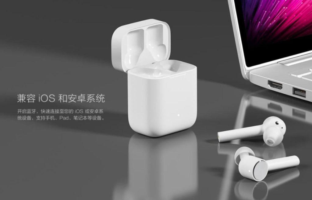 Słuchawki Xiaomi Mi AirDots Pro klon AirPods