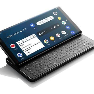 F(x)tec Pro 1 - Android z klawiaturą