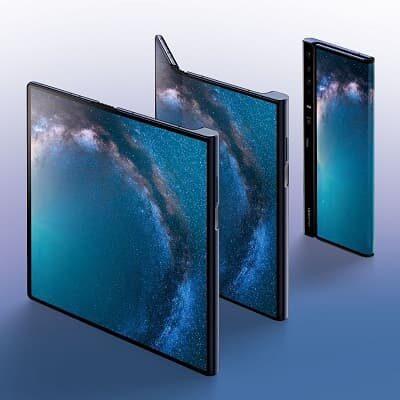 Huawei Mate X - składany smartfon
