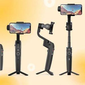 Moza Mini-S gimbal do smartfonów