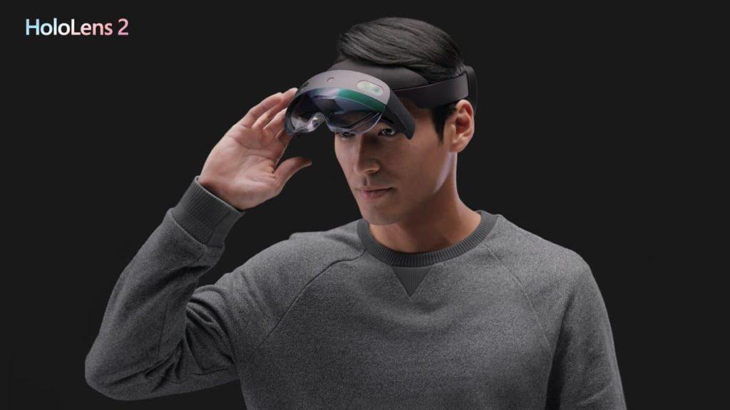 Microsoft HoloLens 2 - ulepszone gogle AR