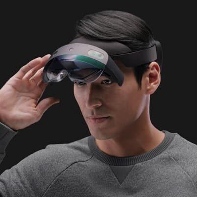 Microsoft HoloLens 2 gogle AR