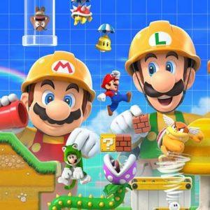 Super Mario Maker 2 Nintendo Switch