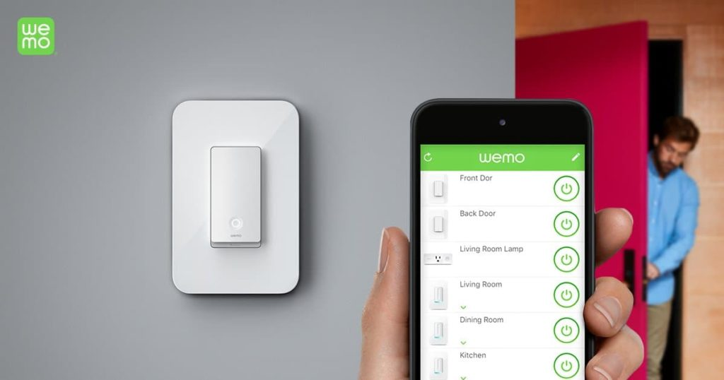 WeMo Light Switch 2019 HomeKit