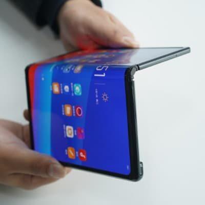 Składany smartfon Oppo