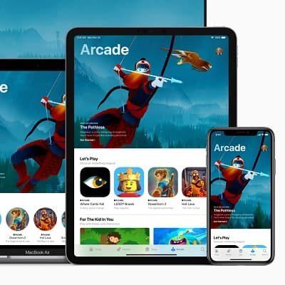 Apple Arcade - ekskluzywne gry dla systemów Apple