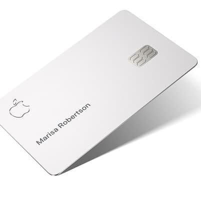 Apple Card - wirtualna karta dla Apple Pay