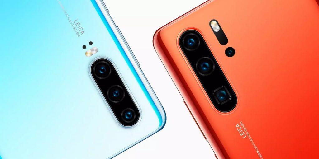 Huawei P30 i P30 Pro