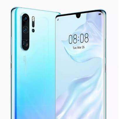 Huawei P30 i P30 Pro z 5x zoomem
