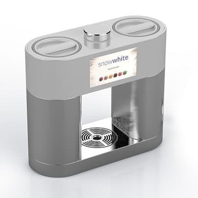 LG Snowwhite - domowa maszyna do lodów