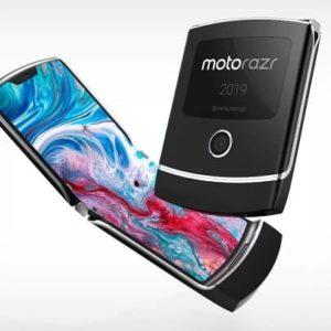 Składana Motorola Razr 2019
