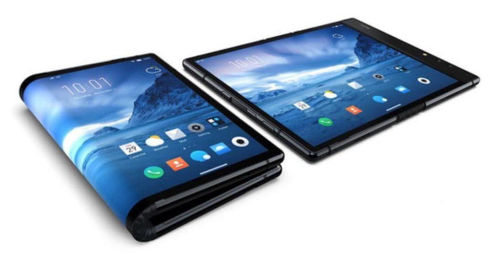 Royole FlexPai składany tablet smartfon