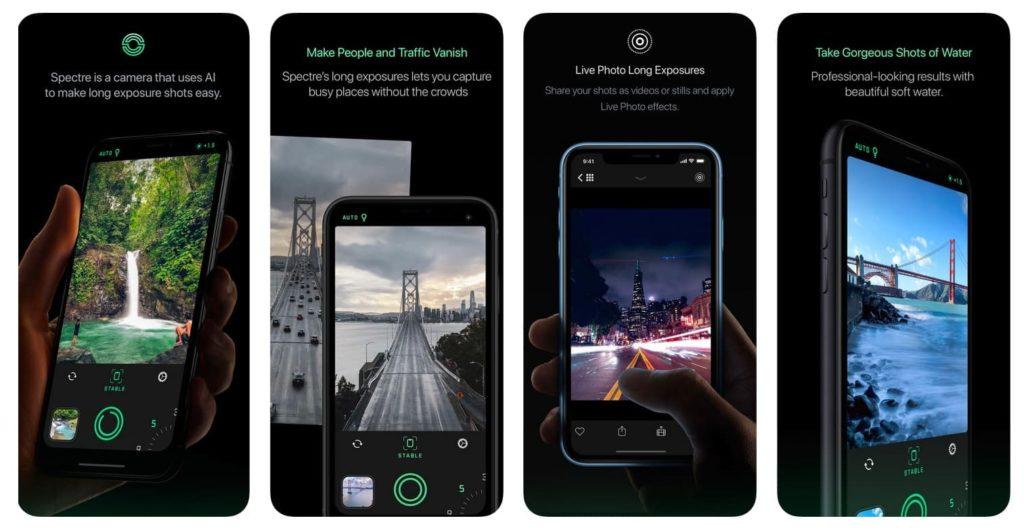 Spectre - AI dla długich ekspozycji w iPhone'ach