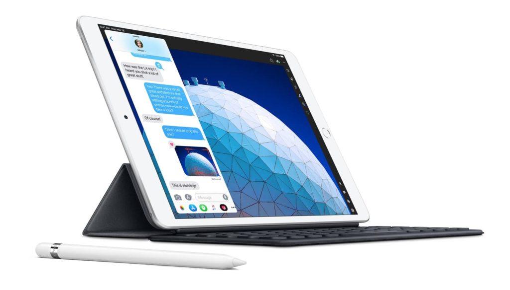 iPad Air 2019 rysik Pencil