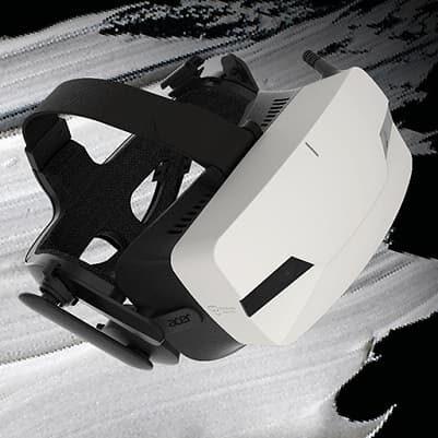 Acer ConceptD OJO gogle VR 2160p