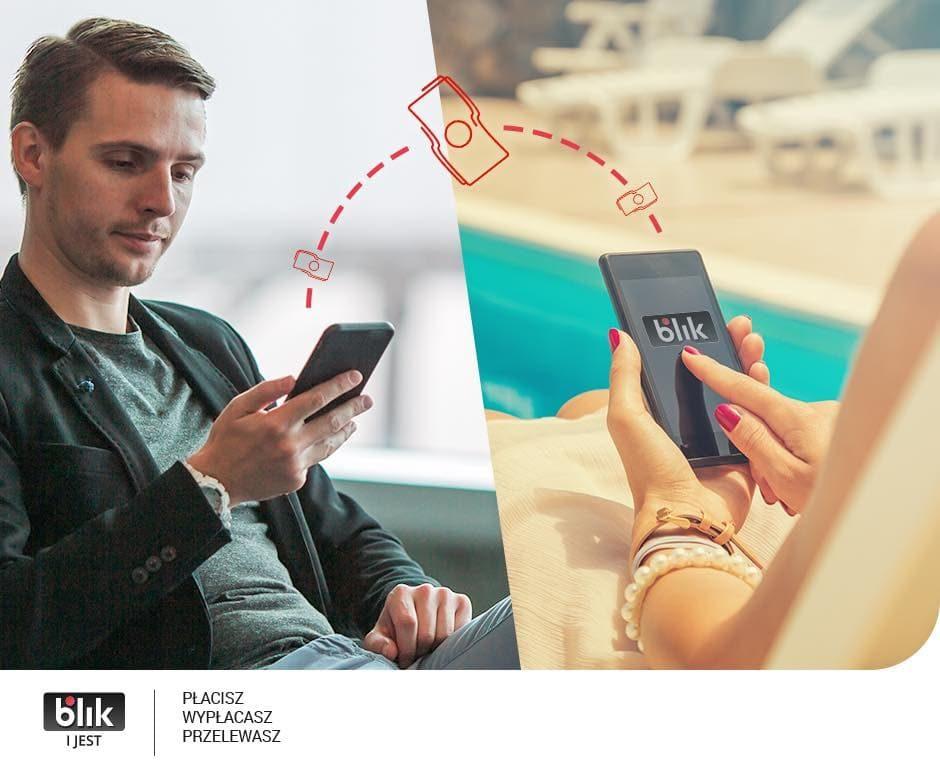 BLIK – polski system płatności mobilnych. Bezpieczene płatności bezgotówkowe
