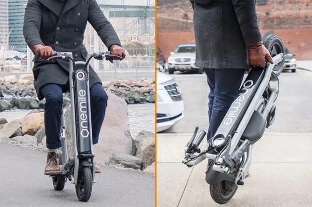 Halo S elektryczy skuter