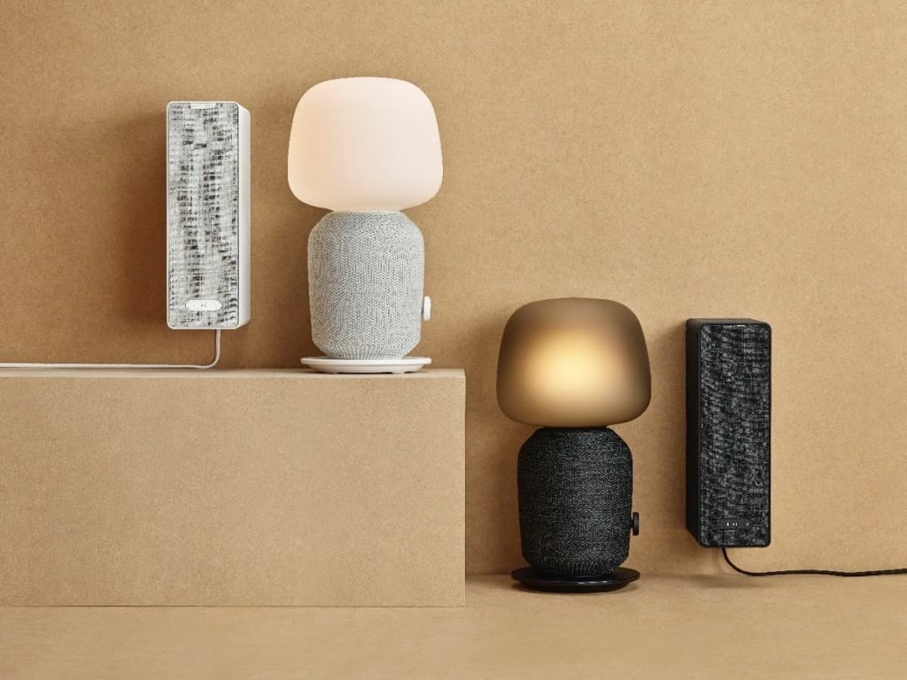 IKEA Sonos Symfonisk Table Lamp