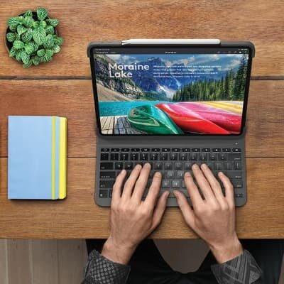 Logitech Slim Folio Pro dla iPada Pro (2018)