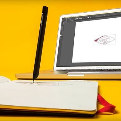 Moleskine Paper Tablet Creative Cloud Connected