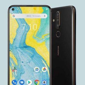Nokia X71 (Nokia 8.1 Plus?)
