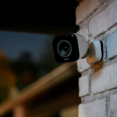 Vivint Outdoor Camera Pro - kamerka z AI