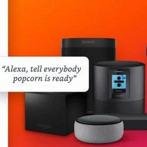 Alexa Announcements