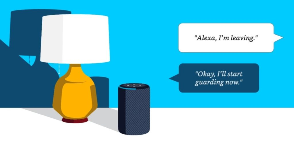 Alexa Guard - głośnik Echo strażnikiem