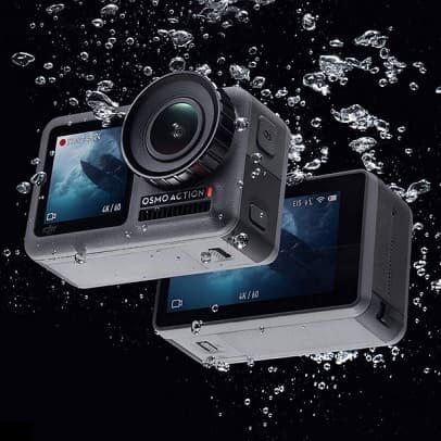 DJI Osmo Action - rywal dla GoPro