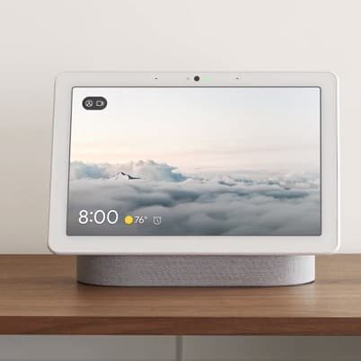 Google Nest Hub Max z kamerką