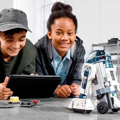 LEGO 'Star Wars' Boost Droid Commander