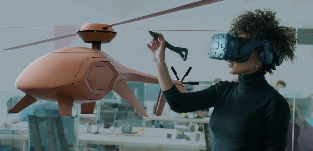 Logitech VR Ink Pilot Edition - przestrzenny rysik