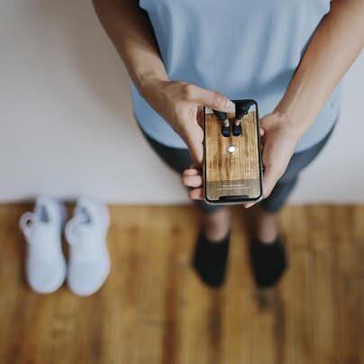 Nike Fit - AI oceni rozmiar stopy