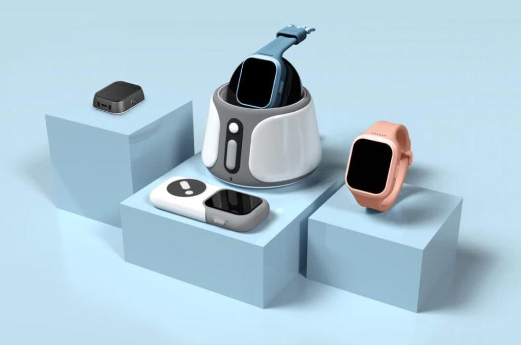 Novus - telefonik, smart zegarek i asystent