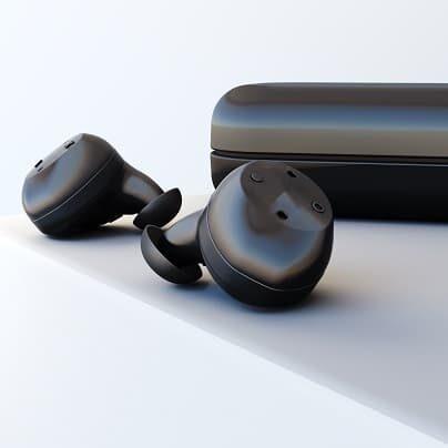 Sportfy słuchawki Bluetooth 5 z pamięcią